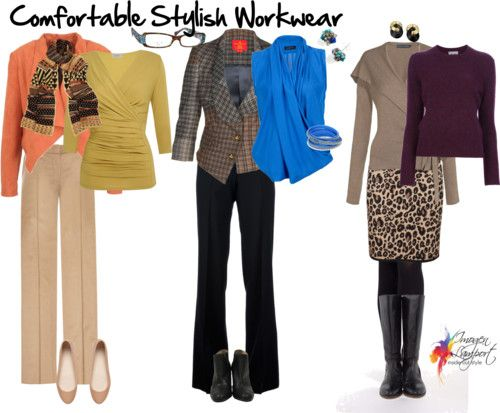 Comfortable Stylish workwear