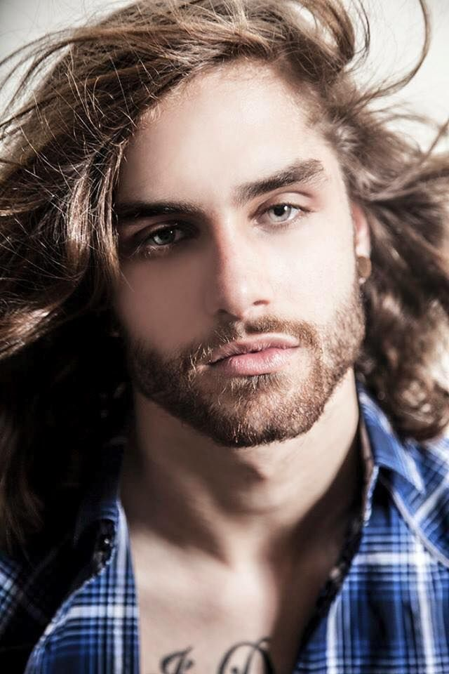 Longhaired Orgazmo Long Hair Styles Long Hair Styles Men Beautiful Men Faces