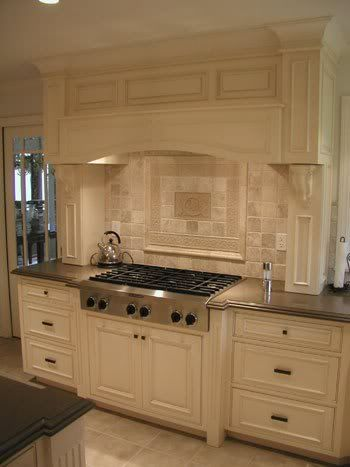 The Back Splash Has A Great Look To It What Do You Think