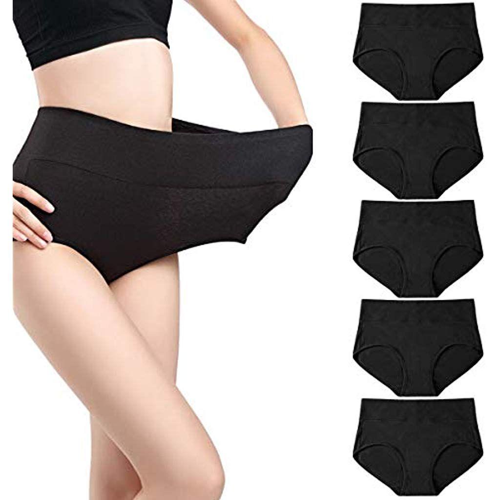 8 Damen Unterwäsche Taillen Slips Unterhosen Taillenslips Schlüpfer Unterhose
