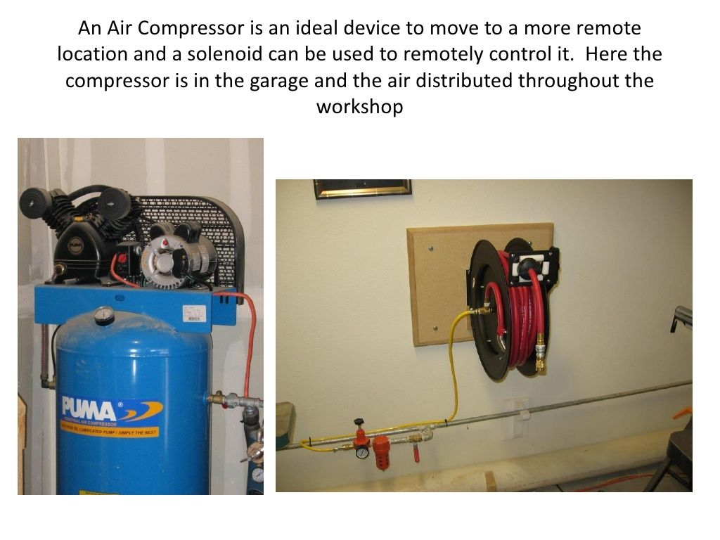 piping system installing garage watch compressor air youtube compressed