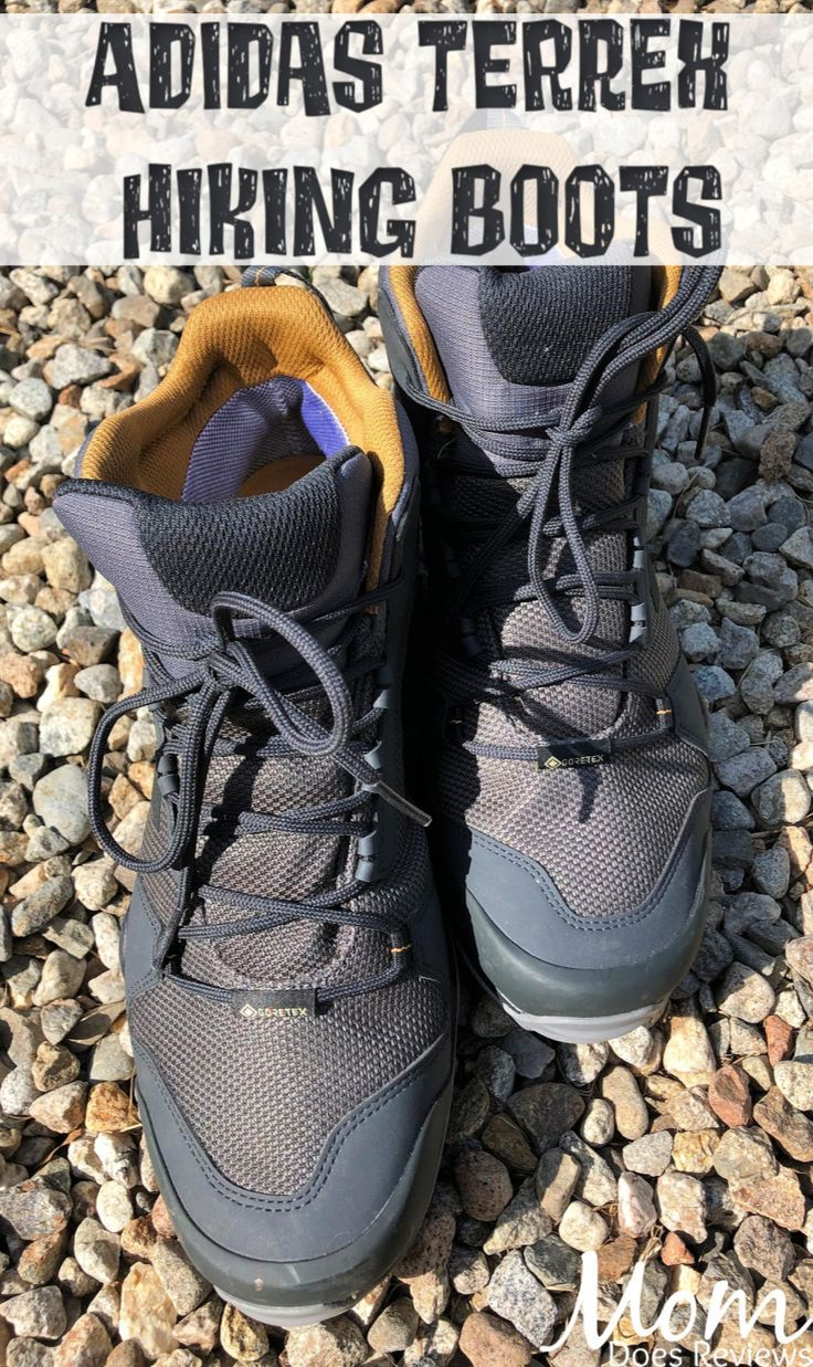 Hike in comfort with adidas terrex hiking boots