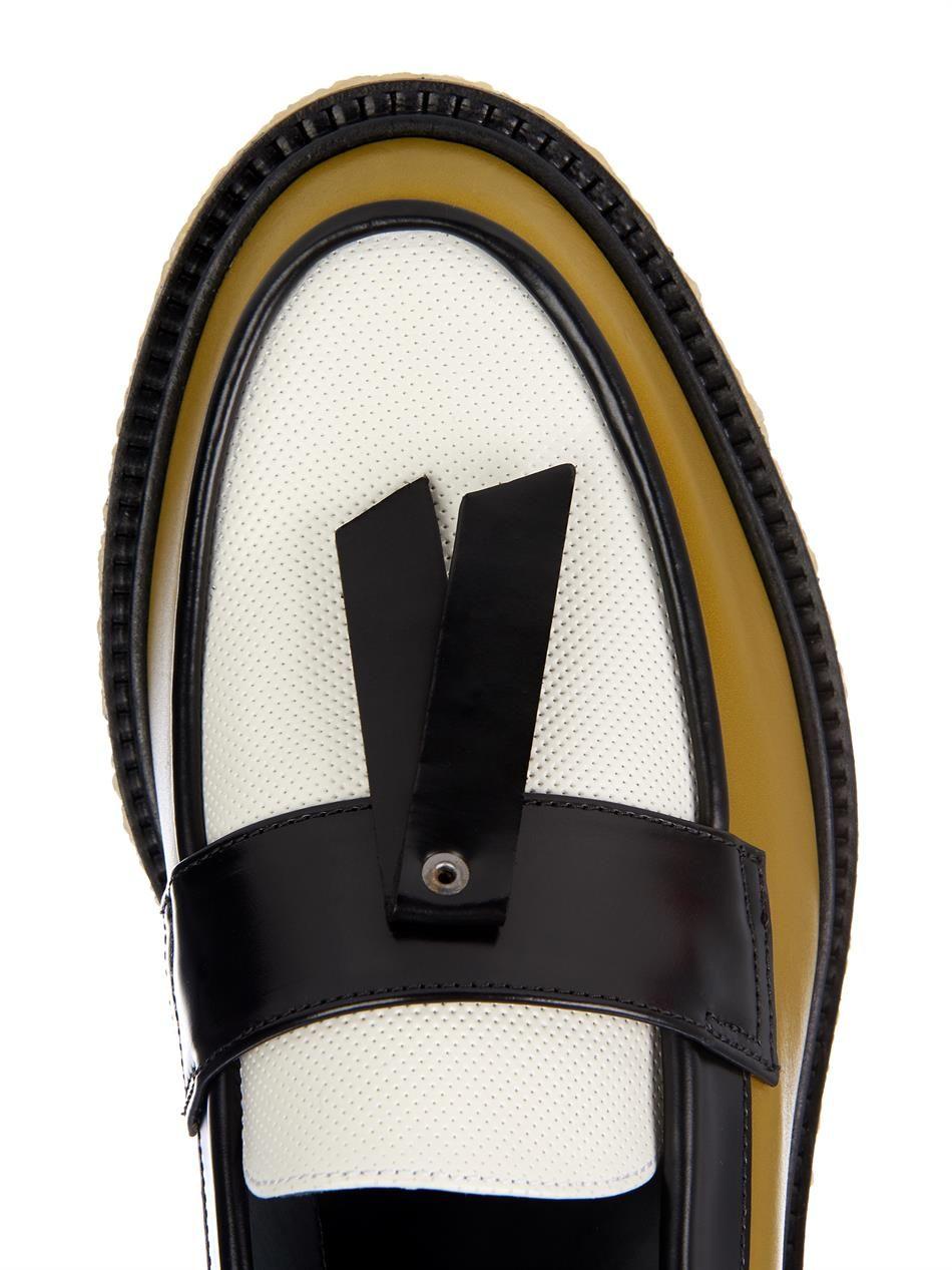 Adieu Type 32 leather loafers | L o o k | Pinterest ...