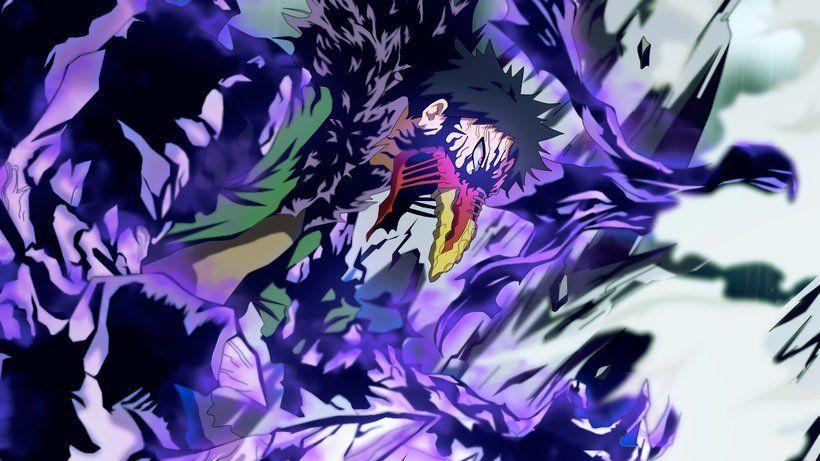 Overhaul My Hero Academia 4k 12248 Anime My Hero Academia My Hero