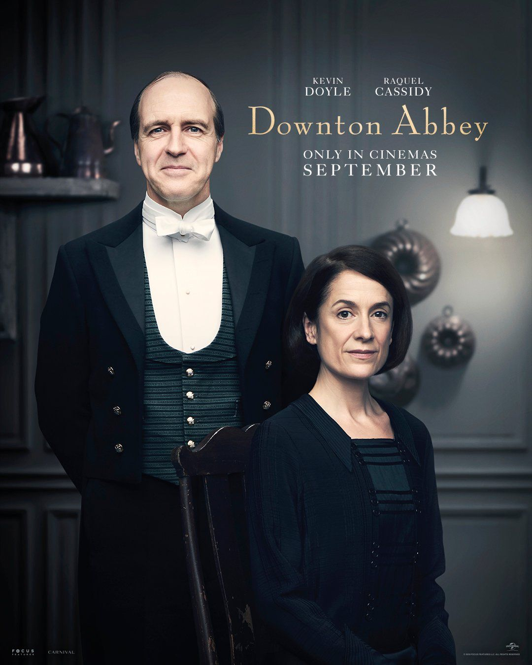 Downton Abbey movie poster in 2019 Downton abbey movie