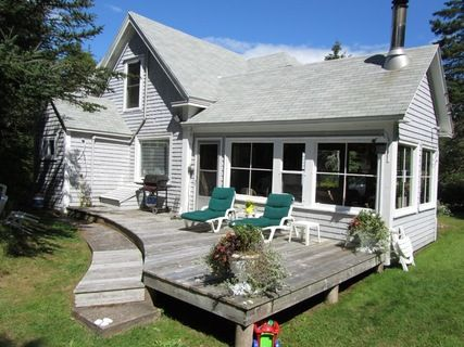 Secluded Beachfront Vacation Rental Cottage  Minutes From The Kejimkujik Seaside Adjunct Ae The Joli House In Port Joli Nova Scotia