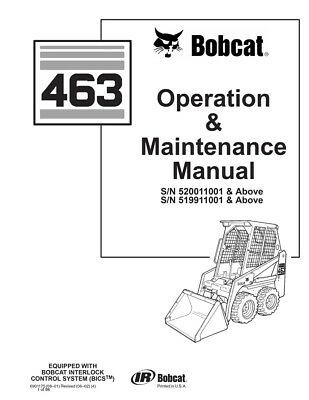 (Sponsored)(eBay) New Bobcat 463 Skid Steer Loader