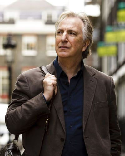Alan In Song Of Lunch :* - Alan Rickman Photo (16323283 ...