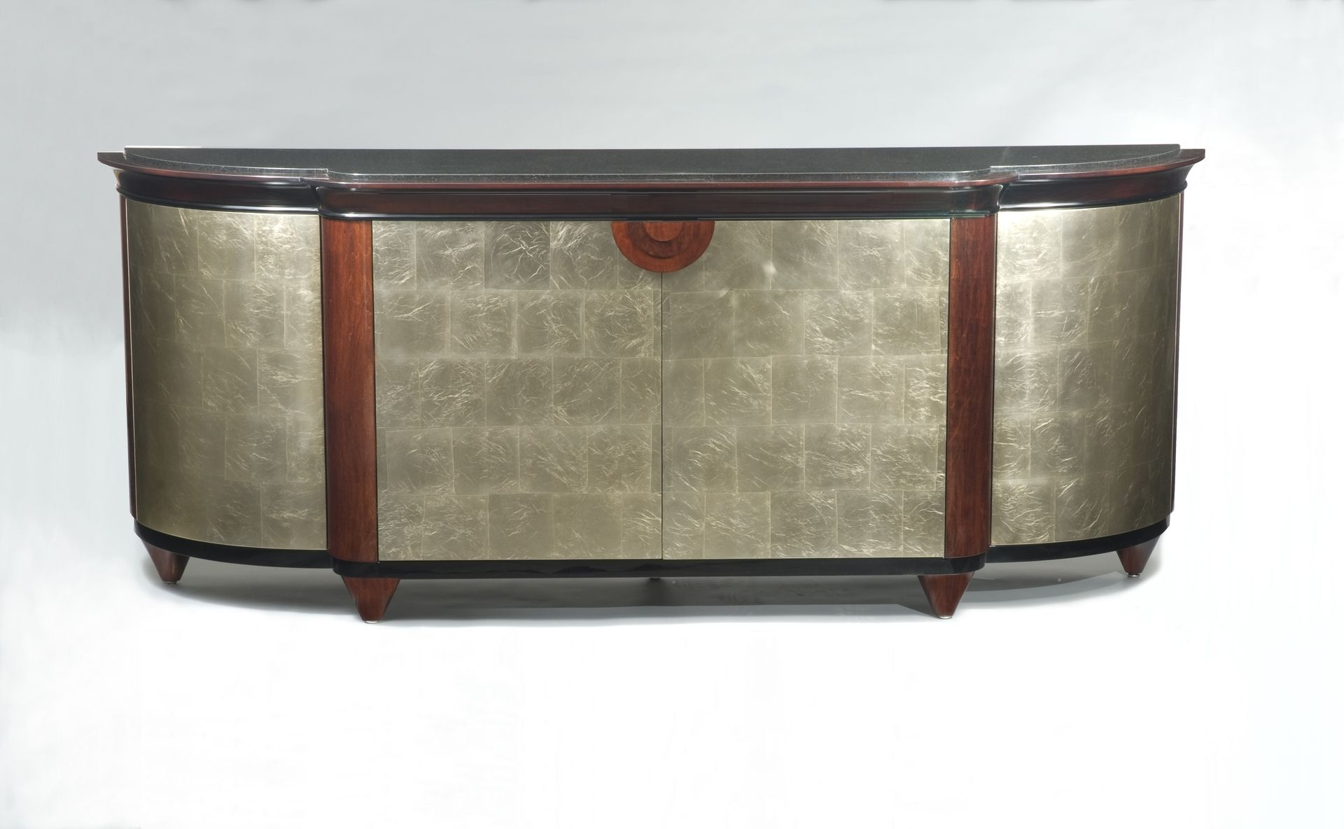 Hand Crafted Crown Buffet By Lee Weitzman Furniture (LWF) This Is An  Example Of