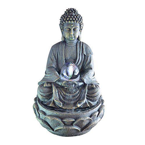 Zen Light Fontaine Bouddha LED Shira