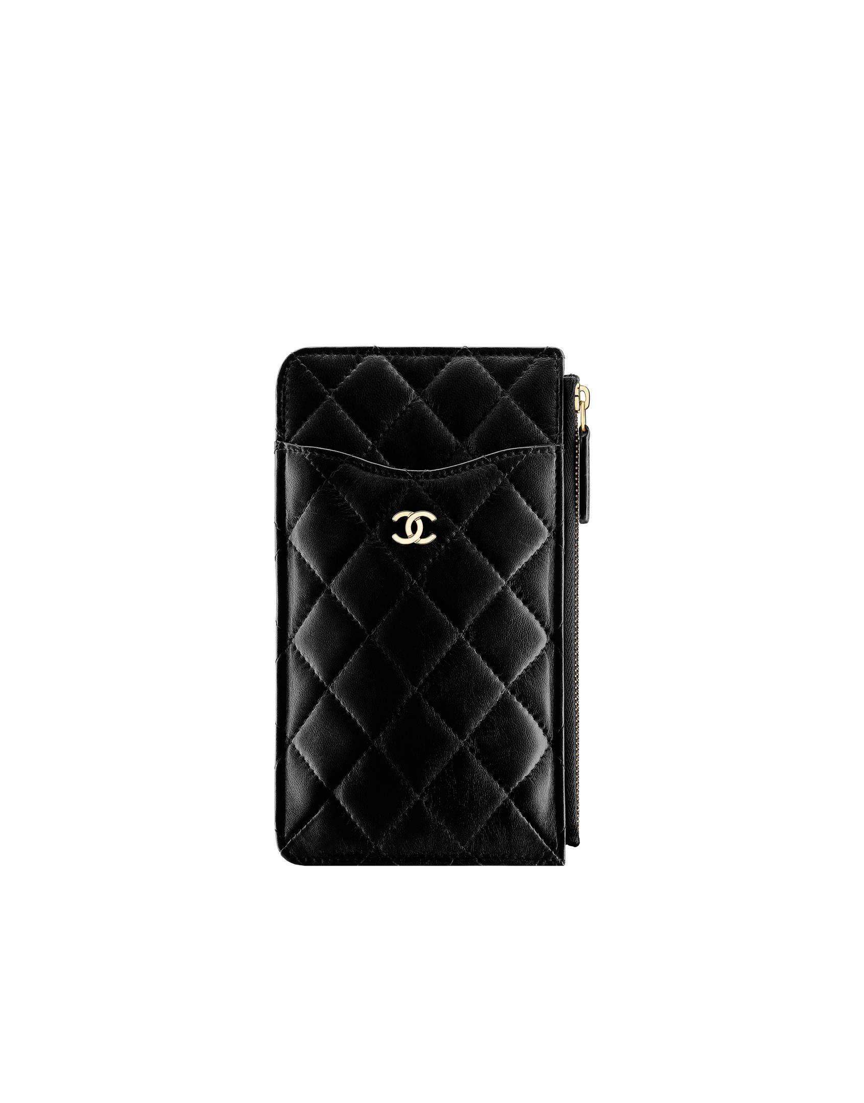 15c6b2f3218b CHANEL Flat Wallet Pouch - Cruise 17/18 | chanel ♥ chanel | Chanel ...