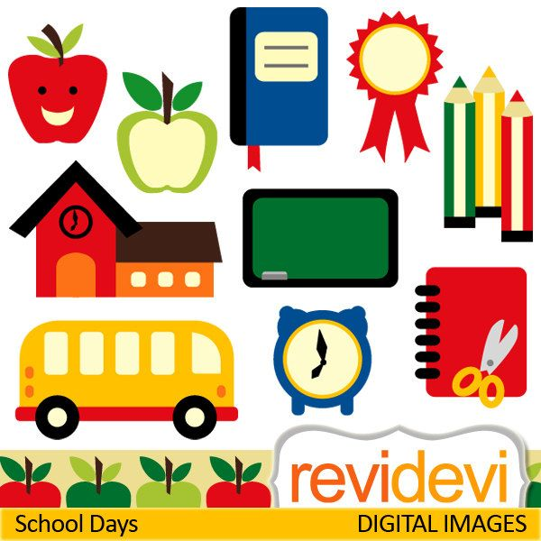 school days printables pinterest school buses clip art and school rh pinterest com