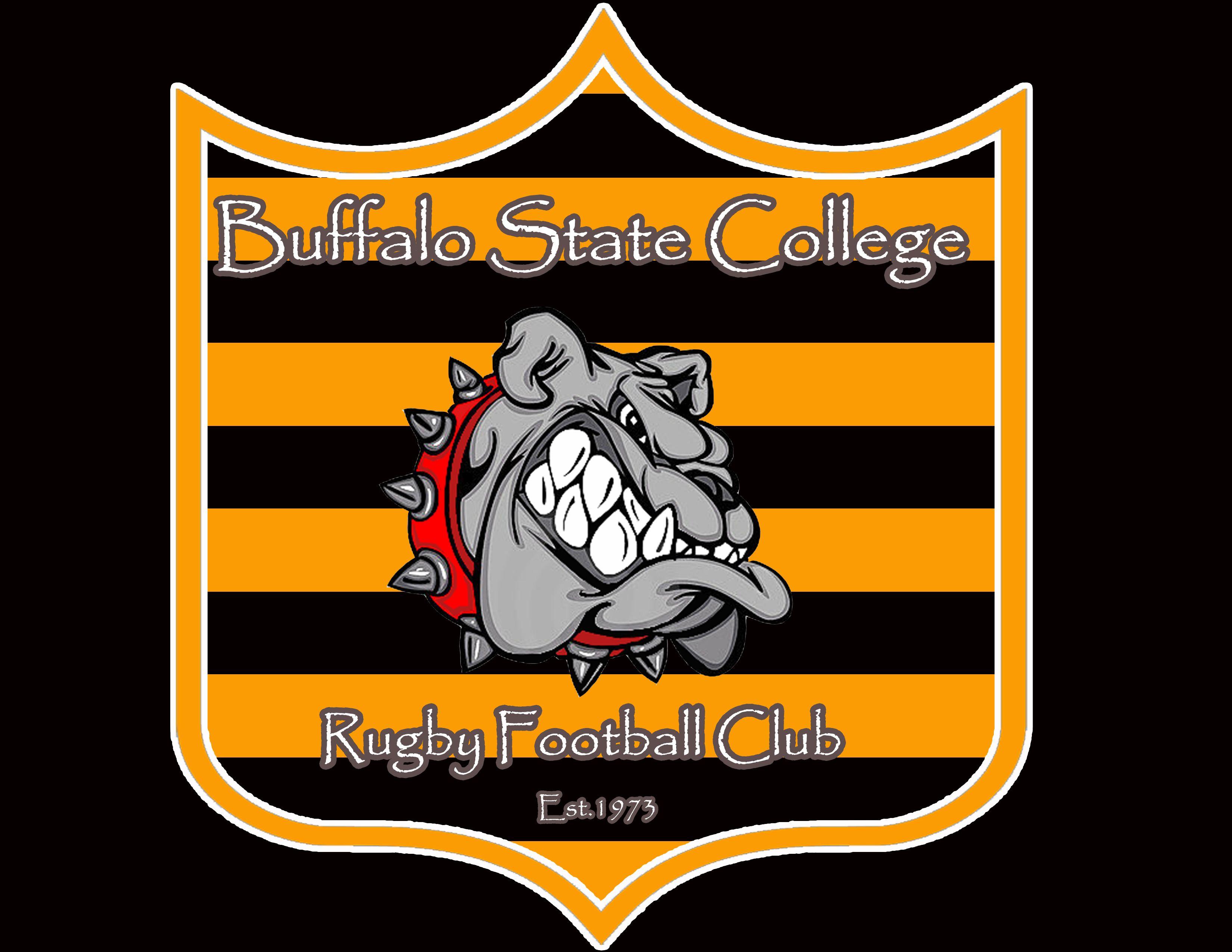 Buffalo State Rugby Football Club Logo Football Club Rugby Football