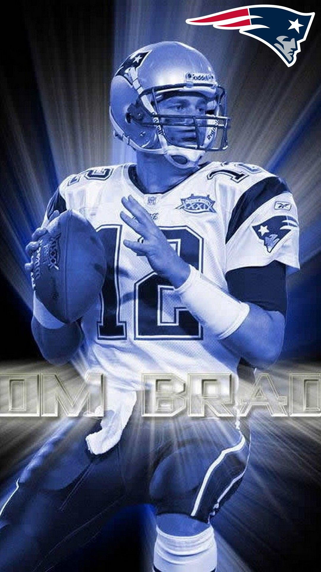 Tom Brady iPhone Wallpapers Nfl football wallpaper