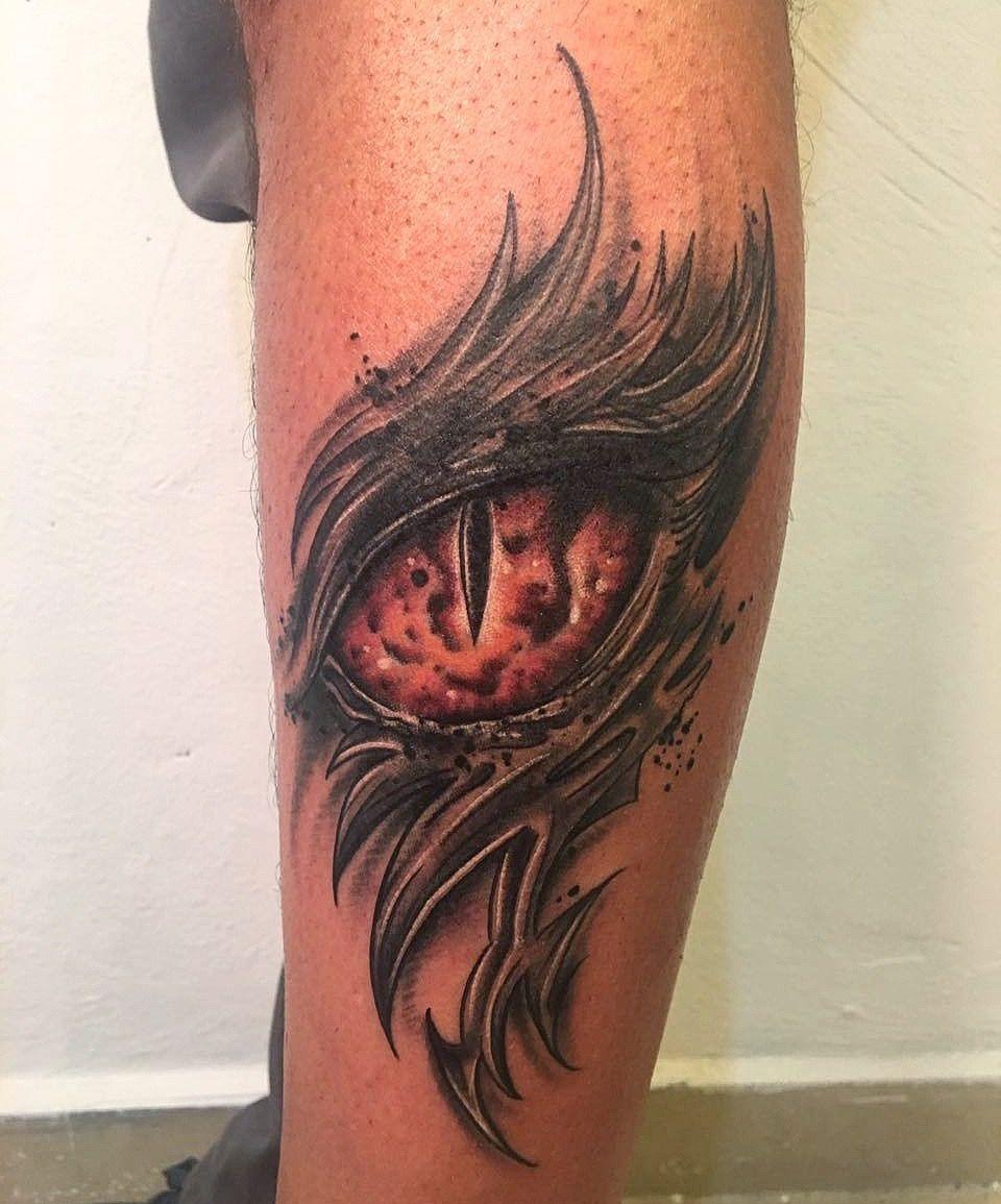Dragon eye tattoo Eye tattoo, Tattoos for guys, Dragon eye