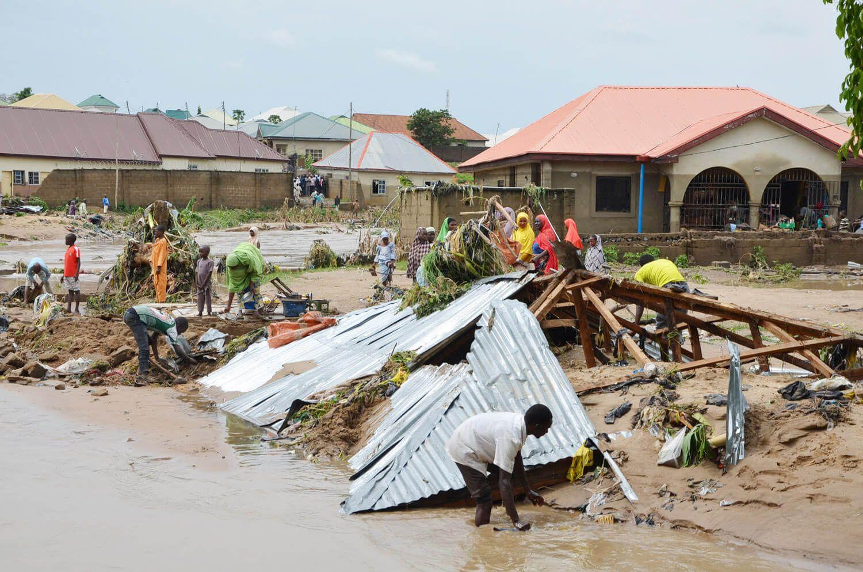 Eight family members die as flood renders many homeless in suleja