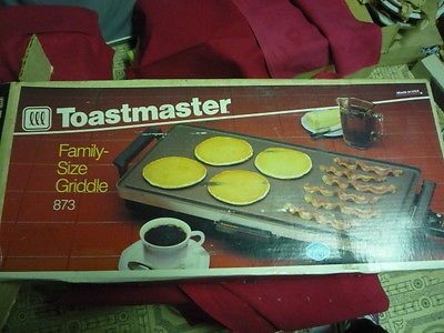 Toastmaster family size #deluxe #electric cooking food  griddle #appliance,  View more on the LINK: http://www.zeppy.io/product/gb/2/262077511296/