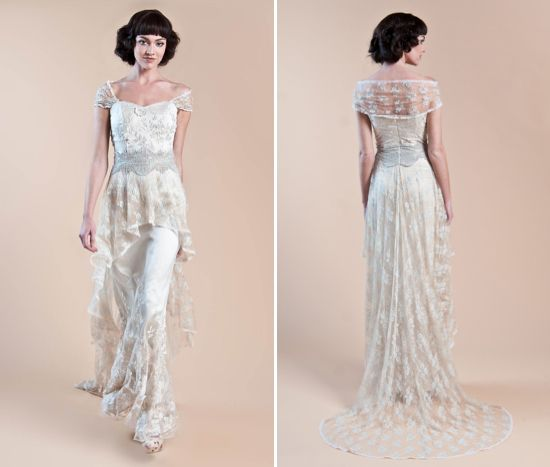 Claire Pettibone Wedding Gowns: Claire Pettibone Wedding Dresses