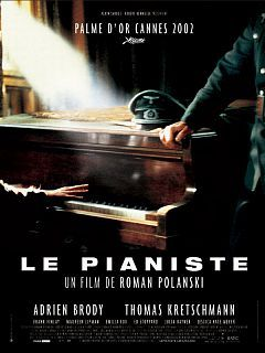 Affiche du film Le pianiste