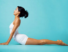 exercise for digestive health  cobra pose cool yoga