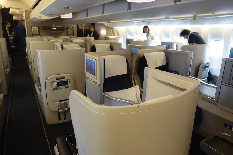 British Airways Business Class Review Frugal First Class Travel Business Class British Airways Flying Business Class