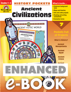 History Pockets Ancient Civilizations Grades 1 3 Teacher
