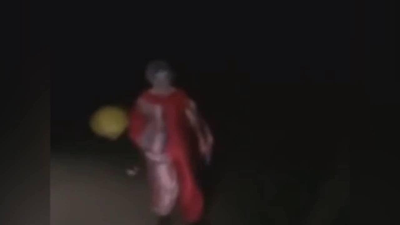 Escaped Gorilla Bathroom Prank scariest clown sightings on camera | prank videos | pinterest