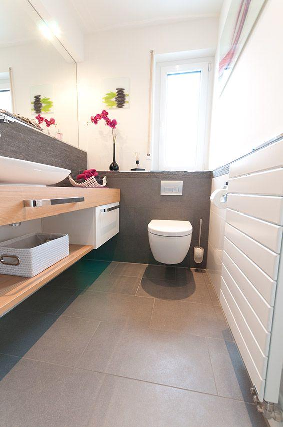 Roeck Haustechnik - Ein edles Gäste-WC in Wolkersdorf  Gäste-WC  Pinterest  Gäste wc ...