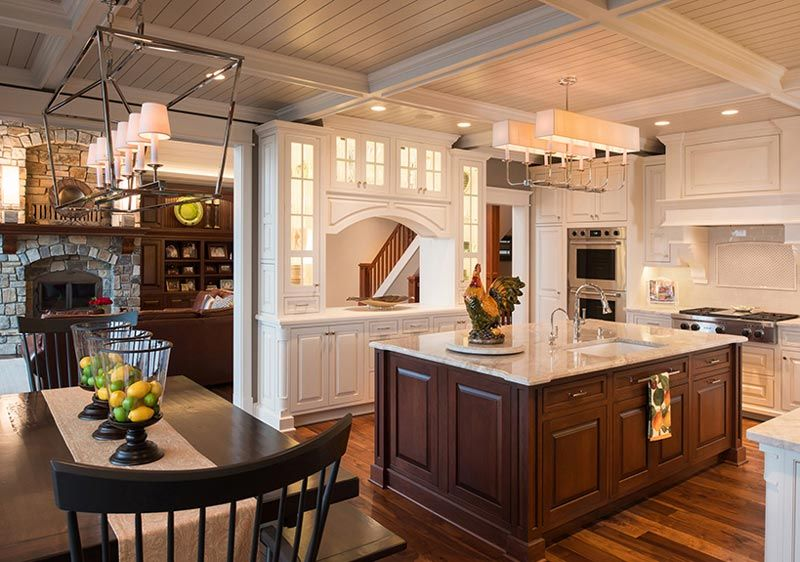 Crystal Cabinets And Jm Kitchen Amp Bath Is Extending Their Manufacturers Offer On Cherry Ma White Kitchen Traditional Kitchen Design Cherry Cabinets Kitchen