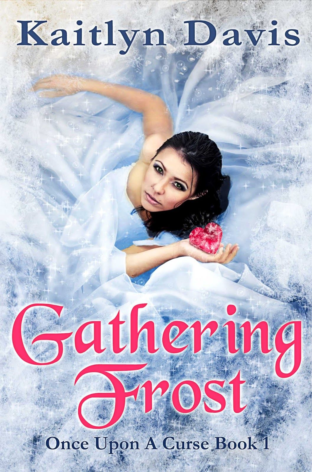 Check out my new series ONCE UPON A CURSE!! Dystopian retellings of classic  fairy tales--lots of action and even more romance! Starting with GATHERING  FROST ...