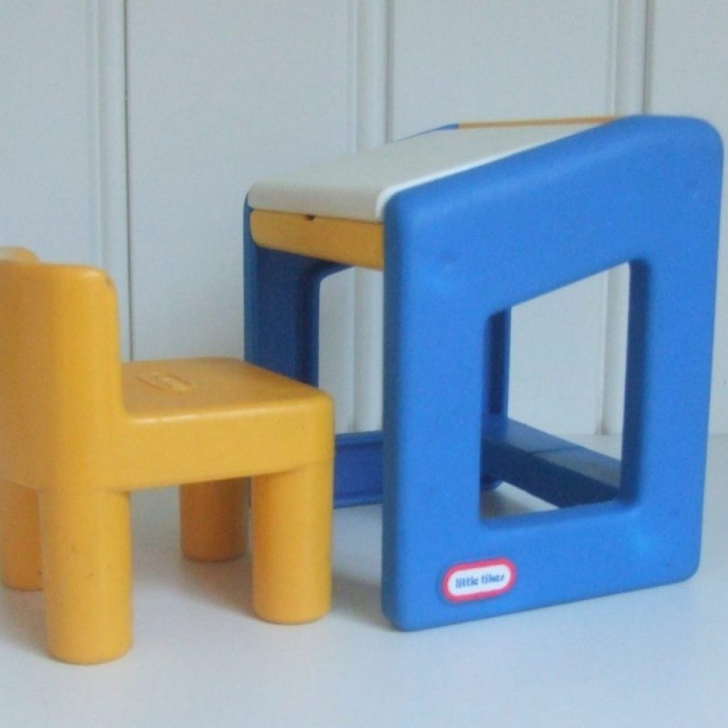 Little Tikes Light Up Desk And Chair Http Devintavern Com  # Muebles Little Tikes
