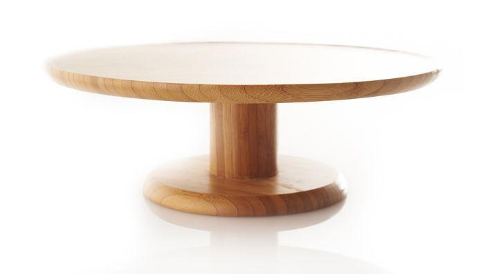 Bamboo Cake Pedestal