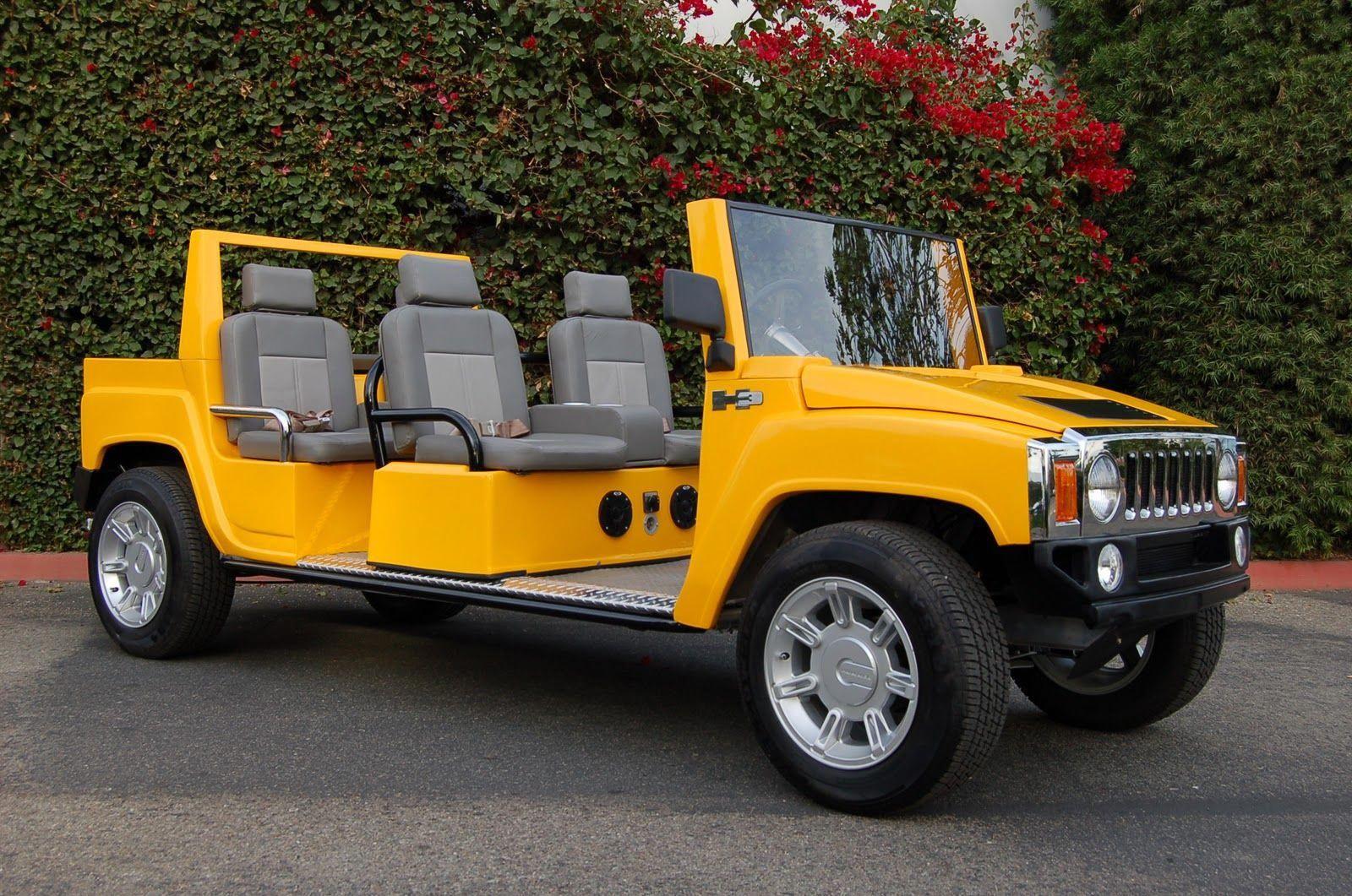 Sports Car Hummer Wallpaper Pictures Images Snaps Photo Kids Power Wheels Golf Carts Hummer Golf Cart