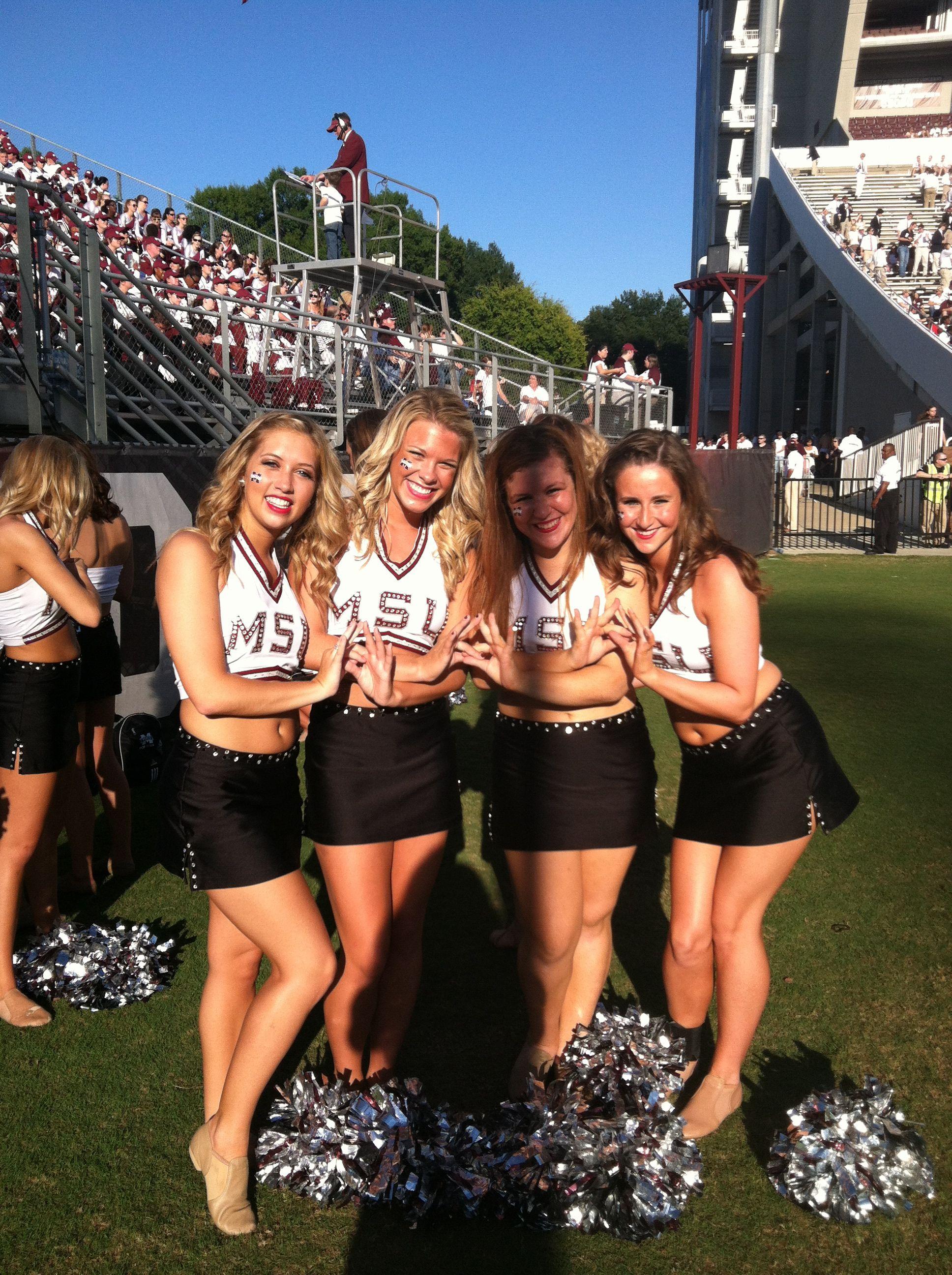 Welcome Mississippi State University Zeta Tau Alpha Mississippi State Mississippi State University College Cheerleading