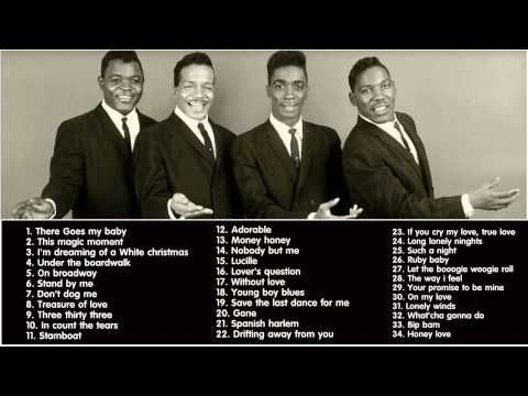 The Drifters S Greatest Hits Best Of The Drifters Youtube