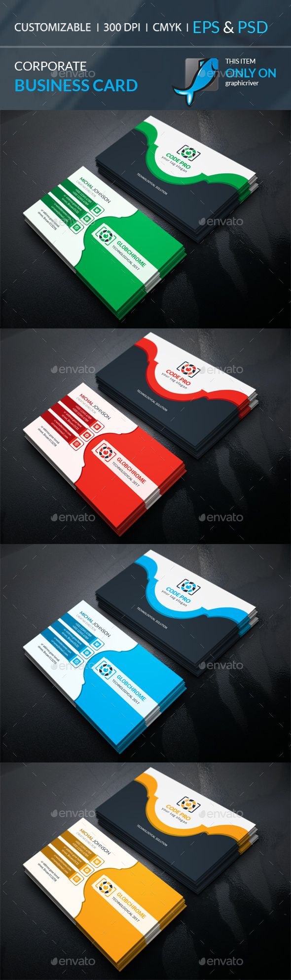 Business card photoshop psd cmyk textfont and color editable business card photoshop psd cmyk textfont and color editable with 4 reheart Image collections