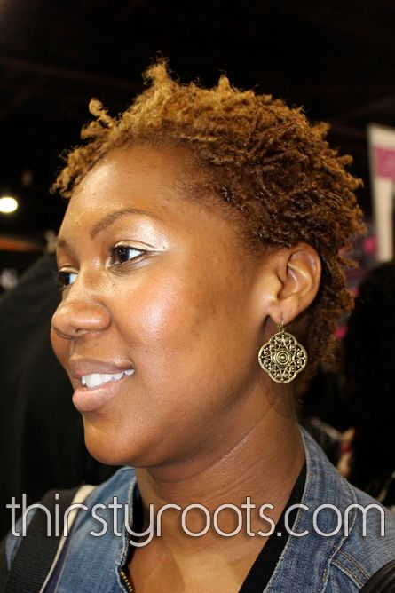 Short Natural African American Hairstyles Short Natural Colored Twist Hairstyle  Twist Hairstyles Hairstyles