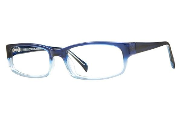 a99105369847 Women s Collection C 111 Eyeglasses Blue Fade