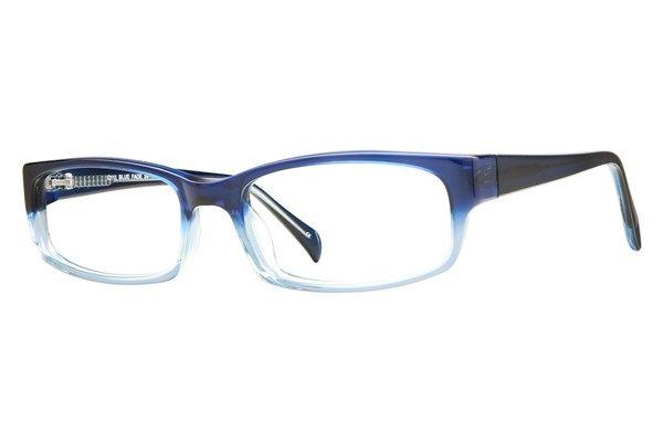 d098984f9431 Women s Collection C 111 Eyeglasses Blue Fade