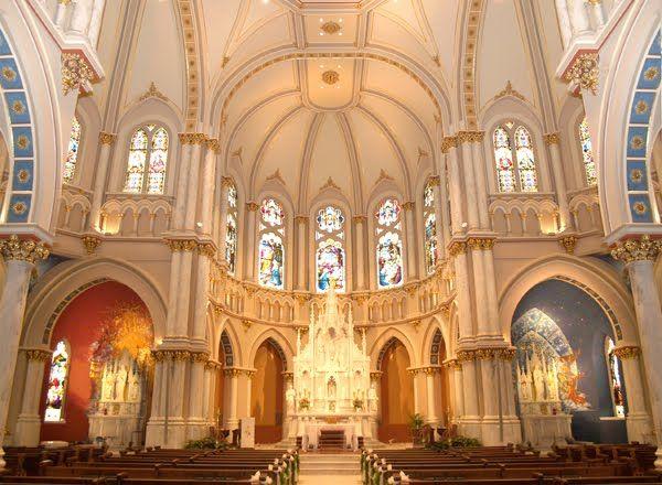 Renewal And Lighting Design St Joseph Catholic Church Macon Ga Rohn Associates Design Church Design Church Design,4 Bedroom House Designs Uk