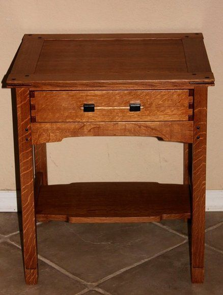 Greene Style Side Table