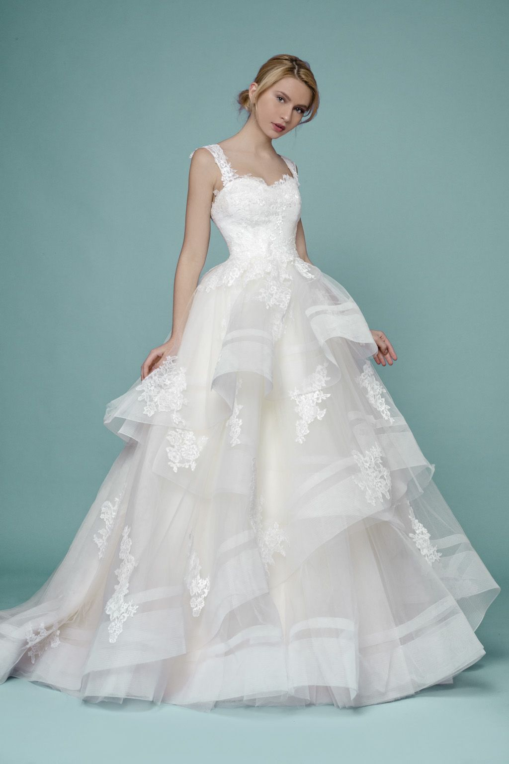 Beautiful Eve Of Milady Wedding Gown Pictures - Womens Dresses ...