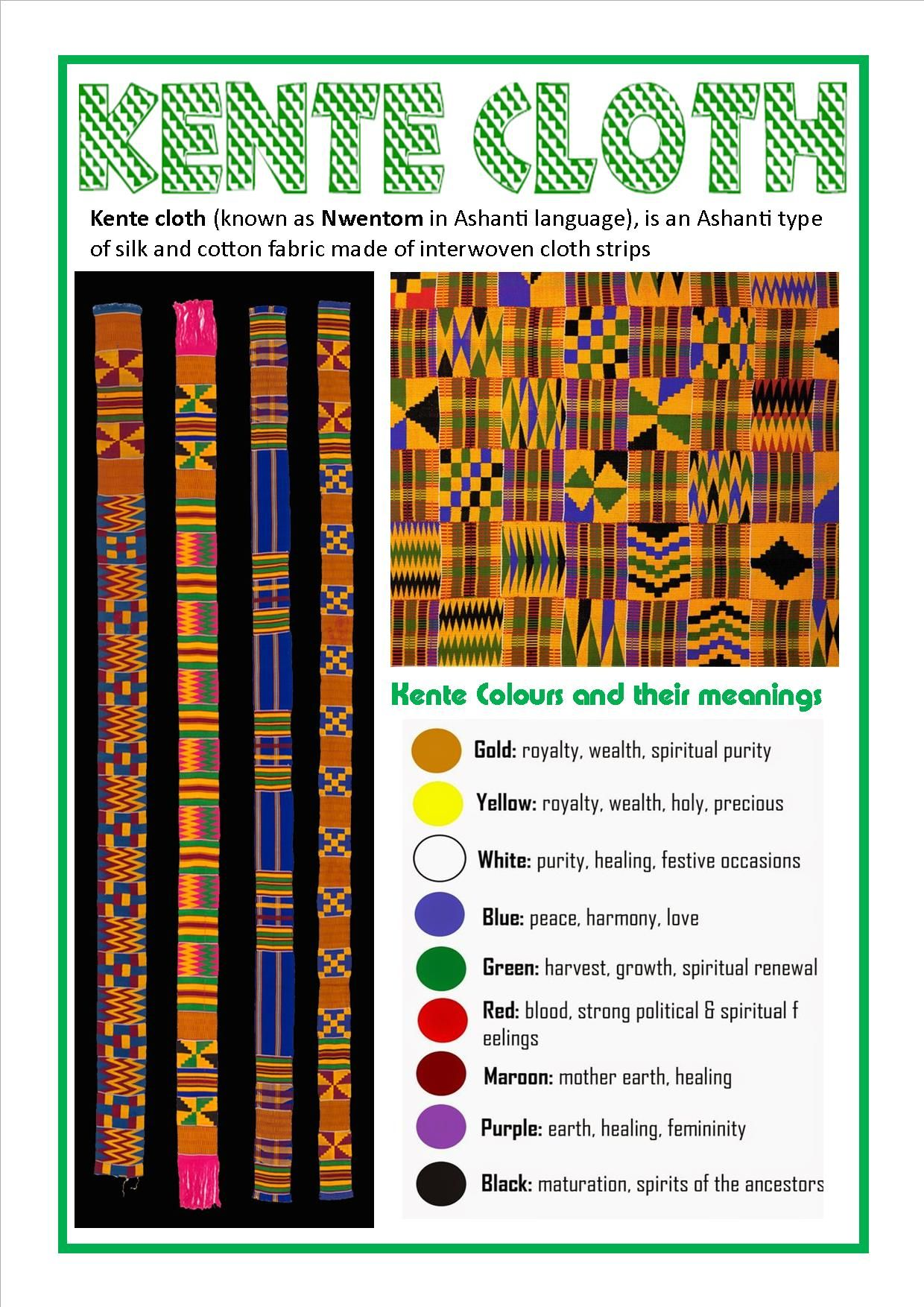 kente coloring pages - photo#30