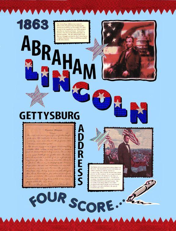 Gettysburg address essay prompts