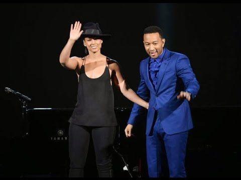 Let It Be John Legend Feat Alicia Keys Beatles 50th