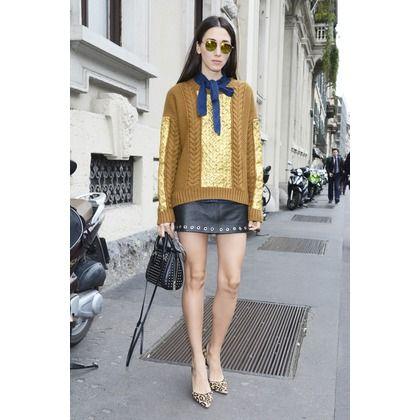 SNAP総集編3|トレンドのレトロを取り入れるには黄金コーディネートをマスター|ファッション(流行・モード)|VOGUE JAPAN