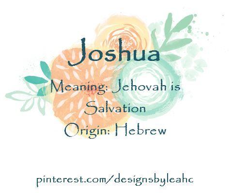 40+ Baby boy names hebrew origin information