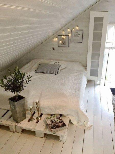 Elegant Small Attic Bedroom For Your Home 55 Attic Bedroom Designs Attic Bedroom Decor Attic Bedroom Small Small house design attic