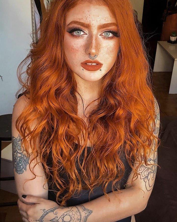 "real.redheads on Instagram ""aquelaminah"