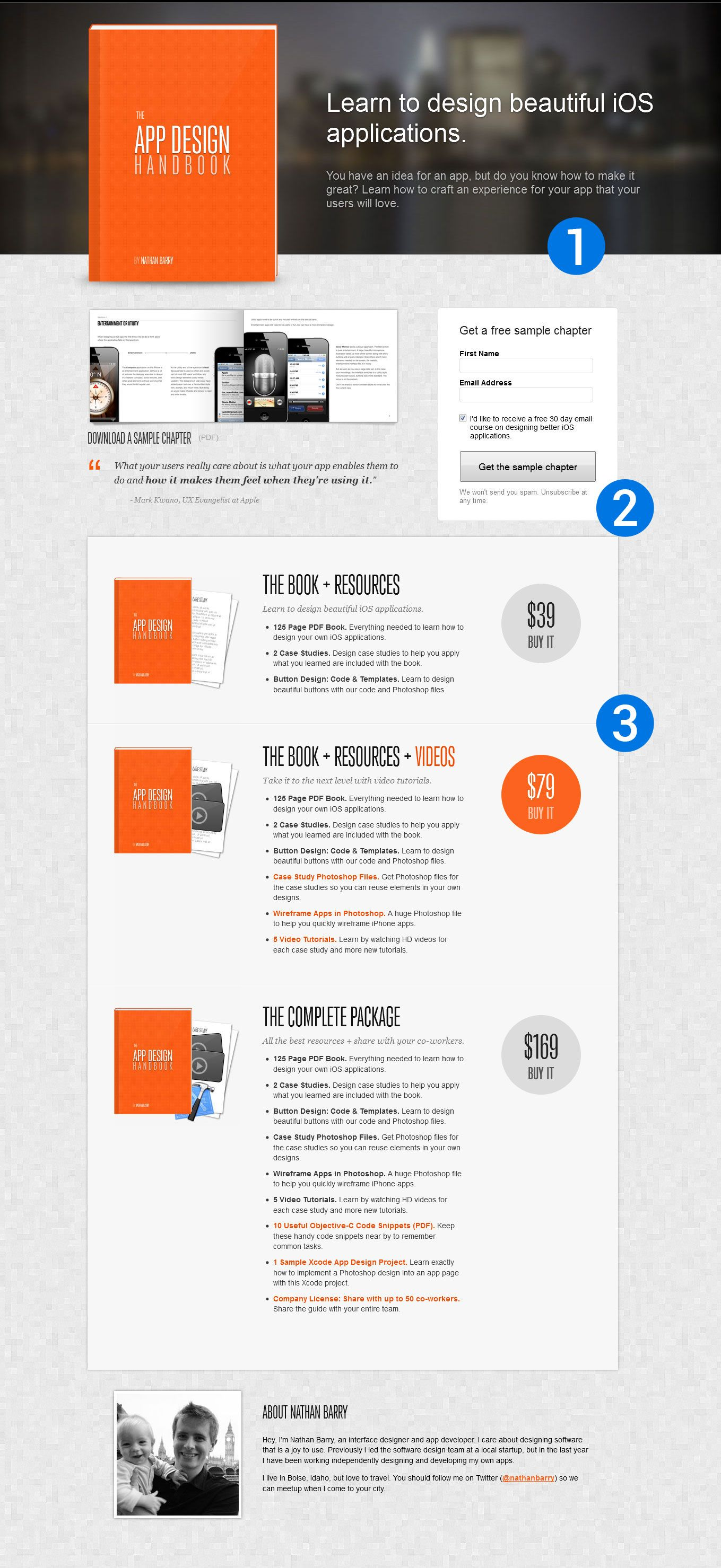 17 Landing Page Design Examples Get A Good Old Fashioned Roasting